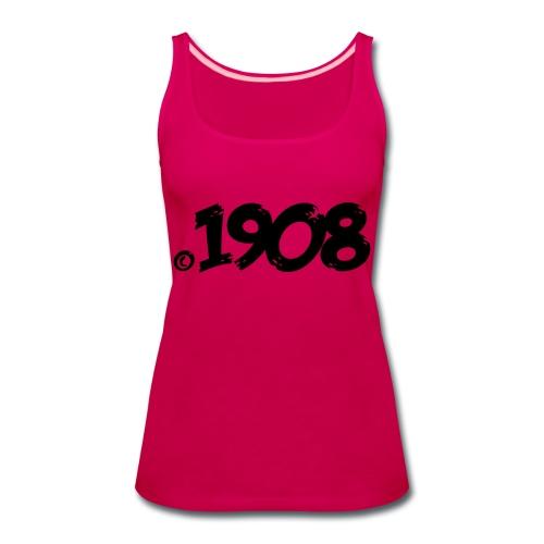 Made in 1908 Copyright - Women's Premium Tank Top