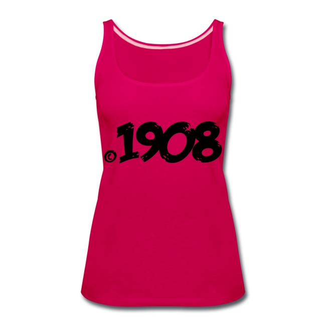 Made in 1908 Copyright
