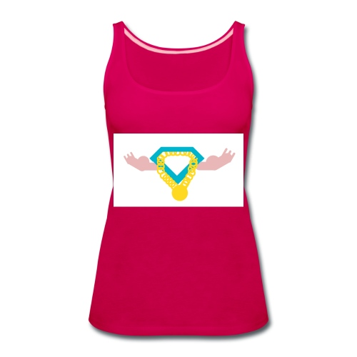 TheMegaBlingZ 2 - Women's Premium Tank Top