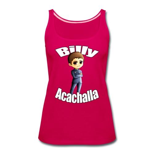 Billy acachalla copy png - Women's Premium Tank Top