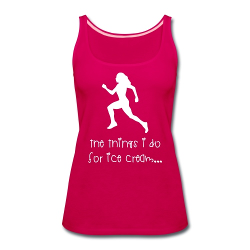 icecream - Women's Premium Tank Top