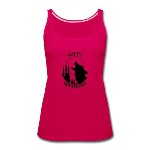 Happy Howloween - Women's Premium Tank Top