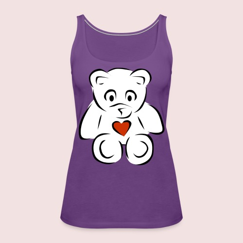 Sweethear - Women's Premium Tank Top