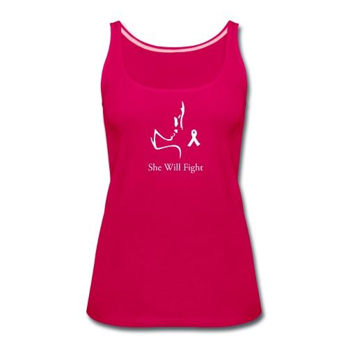 Women's Long Sleeve Jersey T-Shirt - Women's Premium Tank Top