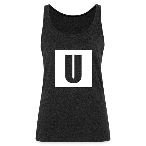 Uncensored Lifestyle Original - Women's Premium Tank Top