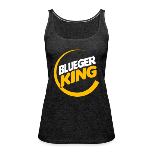 Blueger King - Women's Premium Tank Top