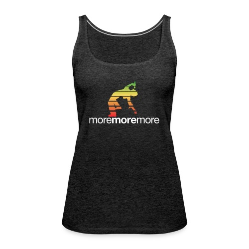 MMM-Vocalist-spectrum-dar - Women's Premium Tank Top