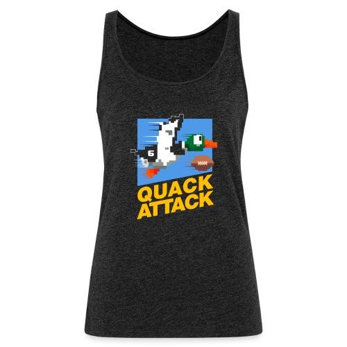 Quack Attack - Women's Premium Tank Top