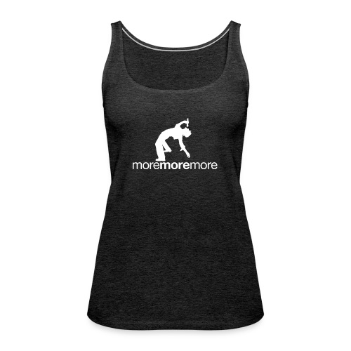 MMM Vocalist2 Dark Shirt - Women's Premium Tank Top