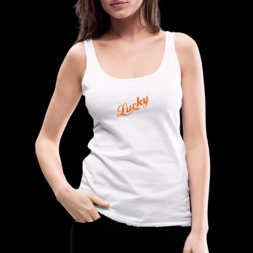 Lucky Thirteen - Women's Premium Tank Top
