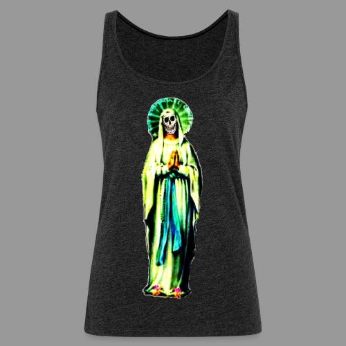 Cult Of Santa Muerte - Women's Premium Tank Top