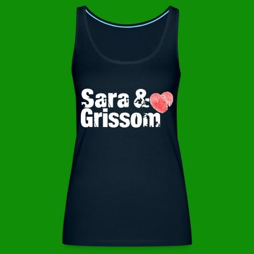 SARA & GRISSOM - Women's Premium Tank Top