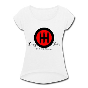 ShiftIt - Women's Roll Cuff T-Shirt