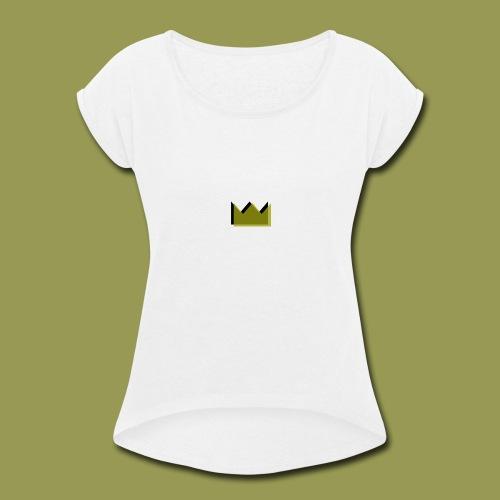 crowns - Women's Roll Cuff T-Shirt