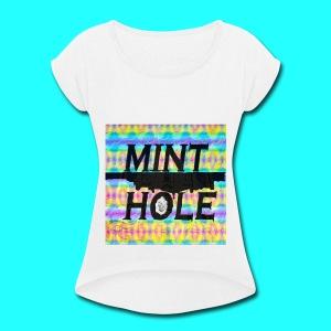 Demozzz - Women's Roll Cuff T-Shirt