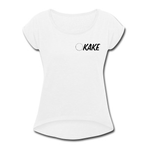 KaKe - Women's Roll Cuff T-Shirt