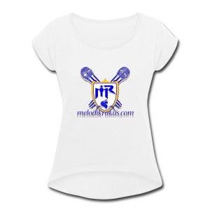 MR com - Women's Roll Cuff T-Shirt
