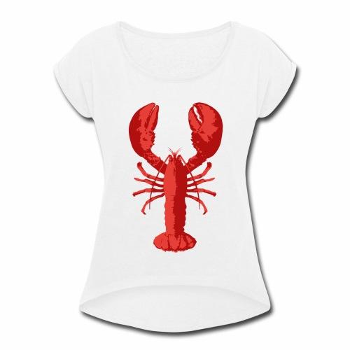 LoBsTeR - Women's Roll Cuff T-Shirt