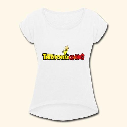 KWC Limited Edition Nostalgia Tee (DBZ) - Women's Roll Cuff T-Shirt