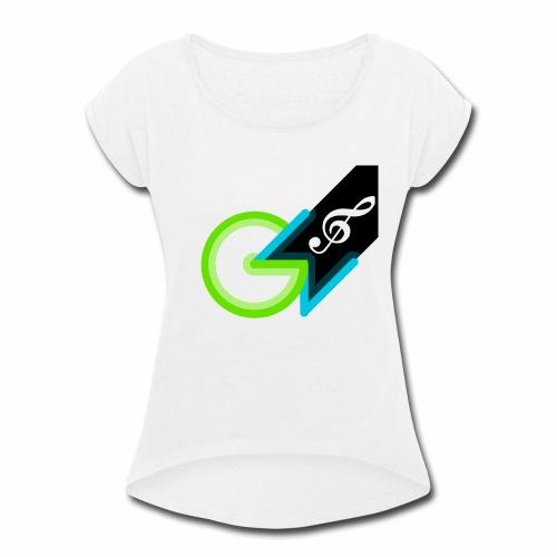 GuildmasterMusic - Women's Roll Cuff T-Shirt