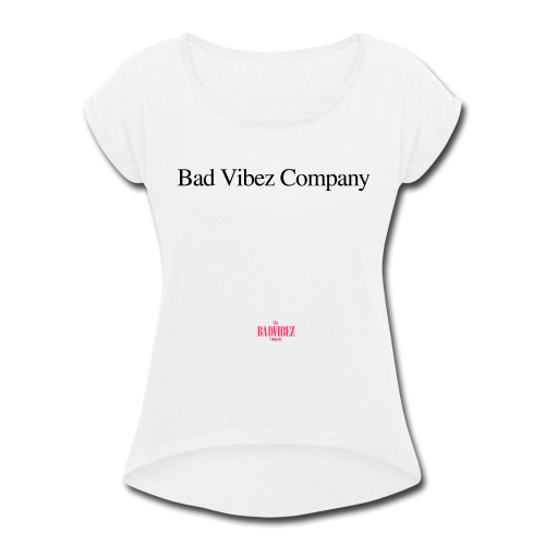 bvc - Women's Roll Cuff T-Shirt