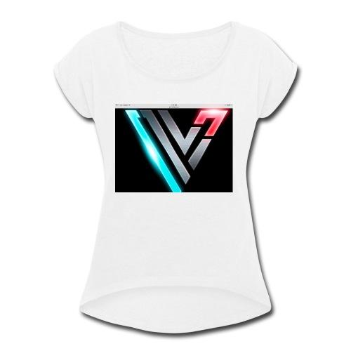 IMG 0010 - Women's Roll Cuff T-Shirt
