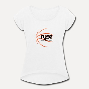ryse2 png Apparel 2 - Women's Roll Cuff T-Shirt