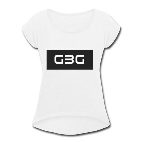 GBG Element - Women's Roll Cuff T-Shirt