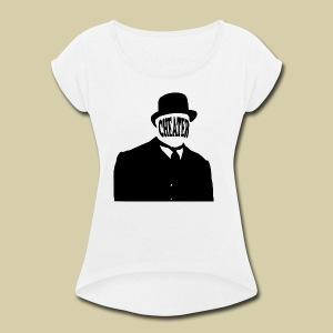 Oddjob - Women's Roll Cuff T-Shirt