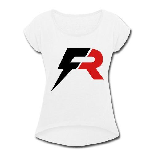 Full Ride Training Gear - Women's Roll Cuff T-Shirt