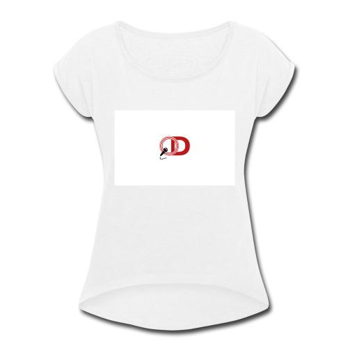 O.D. - Women's Roll Cuff T-Shirt