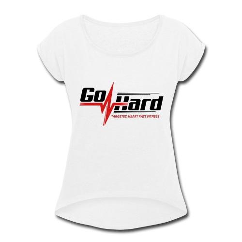NRL2cIrjsl7aMGDqKQ0pPeL-8I-kaN_a - Women's Roll Cuff T-Shirt