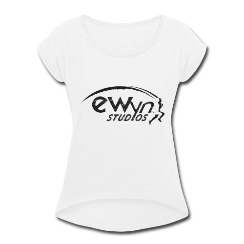 EWYN2 - Women's Roll Cuff T-Shirt