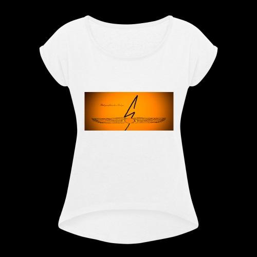 another shade - Women's Roll Cuff T-Shirt