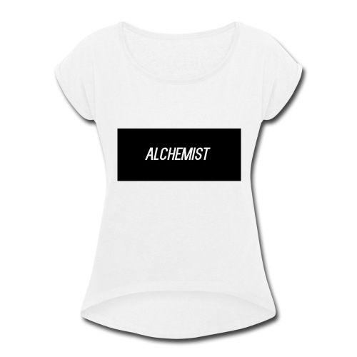 alchemist - Women's Roll Cuff T-Shirt