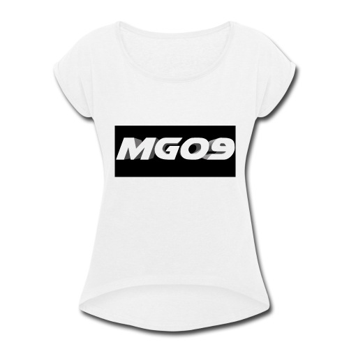 MGYT - Women's Roll Cuff T-Shirt