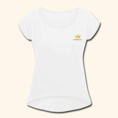 Royal Legends - Women's Roll Cuff T-Shirt