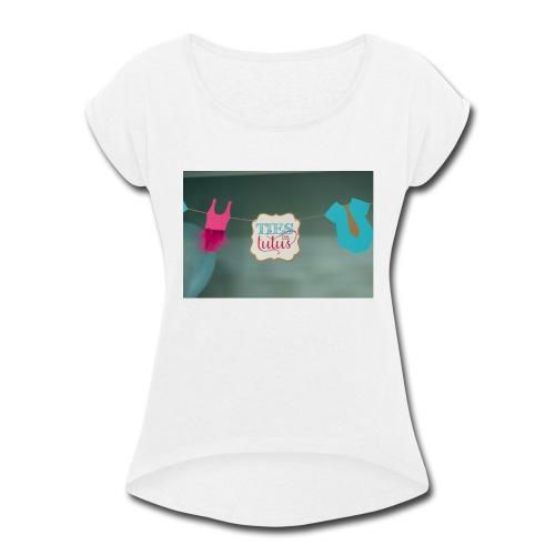 maxresdefault - Women's Roll Cuff T-Shirt