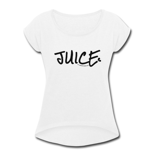 Black Juice - Women's Roll Cuff T-Shirt