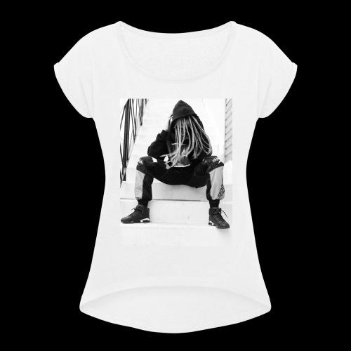 SLIM STINI - Women's Roll Cuff T-Shirt