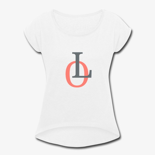 New Beginning - Women's Roll Cuff T-Shirt