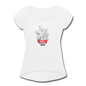 KAI KIDx - Women's Roll Cuff T-Shirt