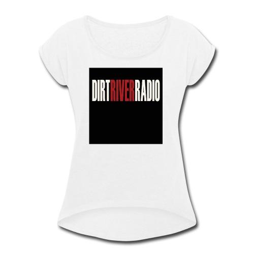 DRR VAMP TSHIRT V3 - Women's Roll Cuff T-Shirt