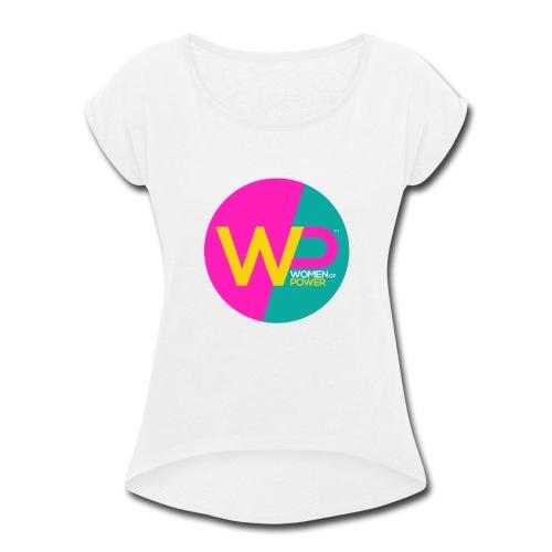 WOP - Women's Roll Cuff T-Shirt