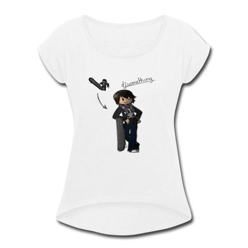 imageedit 11 7275964889 - Women's Roll Cuff T-Shirt