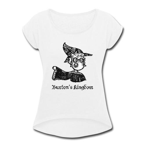 Buxton The Wizard - Women's Roll Cuff T-Shirt