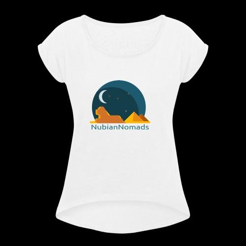Nubian Nomads - Women's Roll Cuff T-Shirt