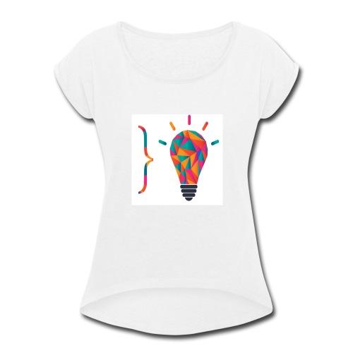 spring - Women's Roll Cuff T-Shirt