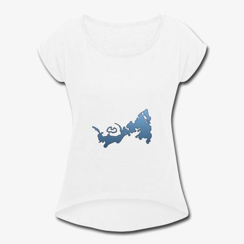 Lake Beulah - Women's Roll Cuff T-Shirt