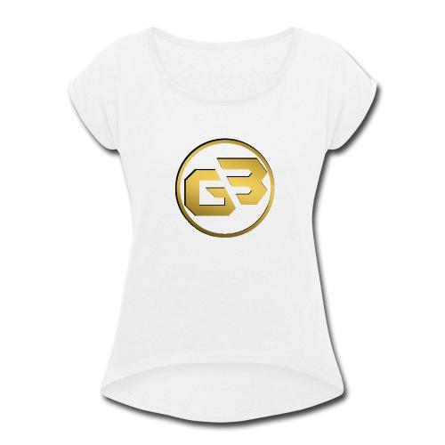 Premium Design - Women's Roll Cuff T-Shirt